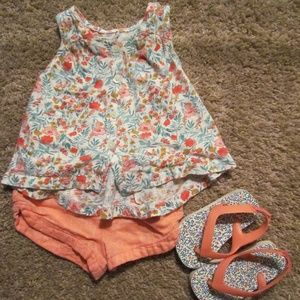 Old Navy Baby Girl Matching Set (sz 12-18m)